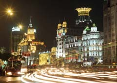 picture of the Bund